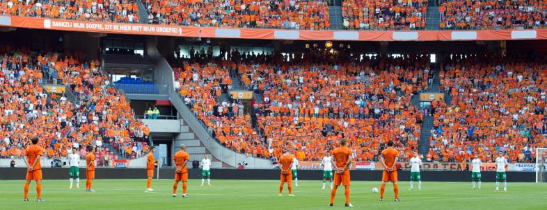 Oranje stadions EK 2020